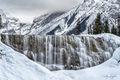 wapta falls, yoho national park, canada
