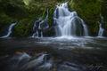 mashel falls, washington, waterfalls