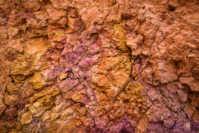 rainbow, colors, bryce canyon, bryce canyon national park, hiking, rock, macro lens, macro