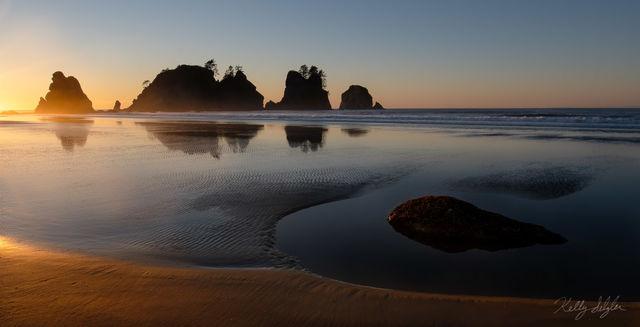 calming sunset, calming, sunset, shi shi beach, beach, composing, sunlight, lens, shot, beautiful, night, point of the arches