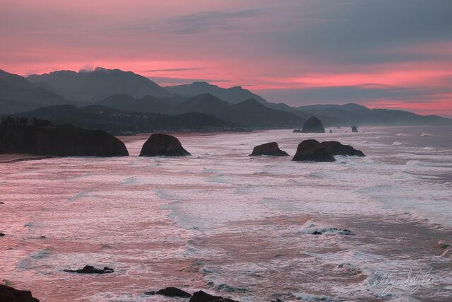 Cannon Beach Sunrise