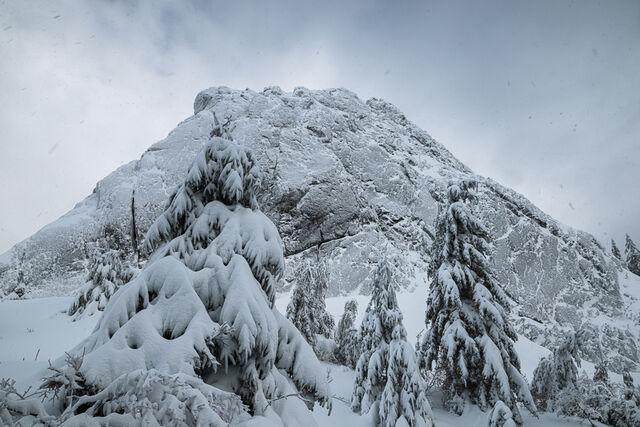 Mt. Si Haystack