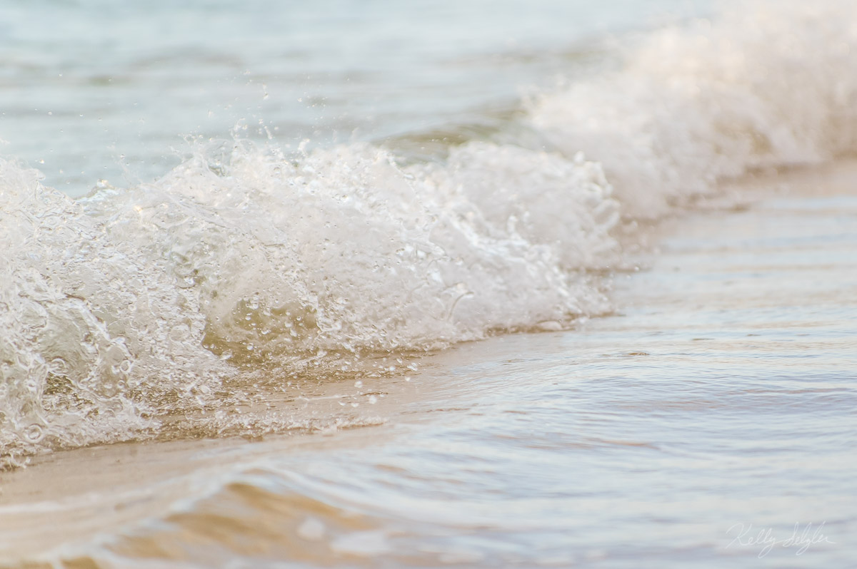 waves, poipu beach, beach, kauai, hawaii, trip, island, morning, light, camera, heaven, capturing, wave, photo