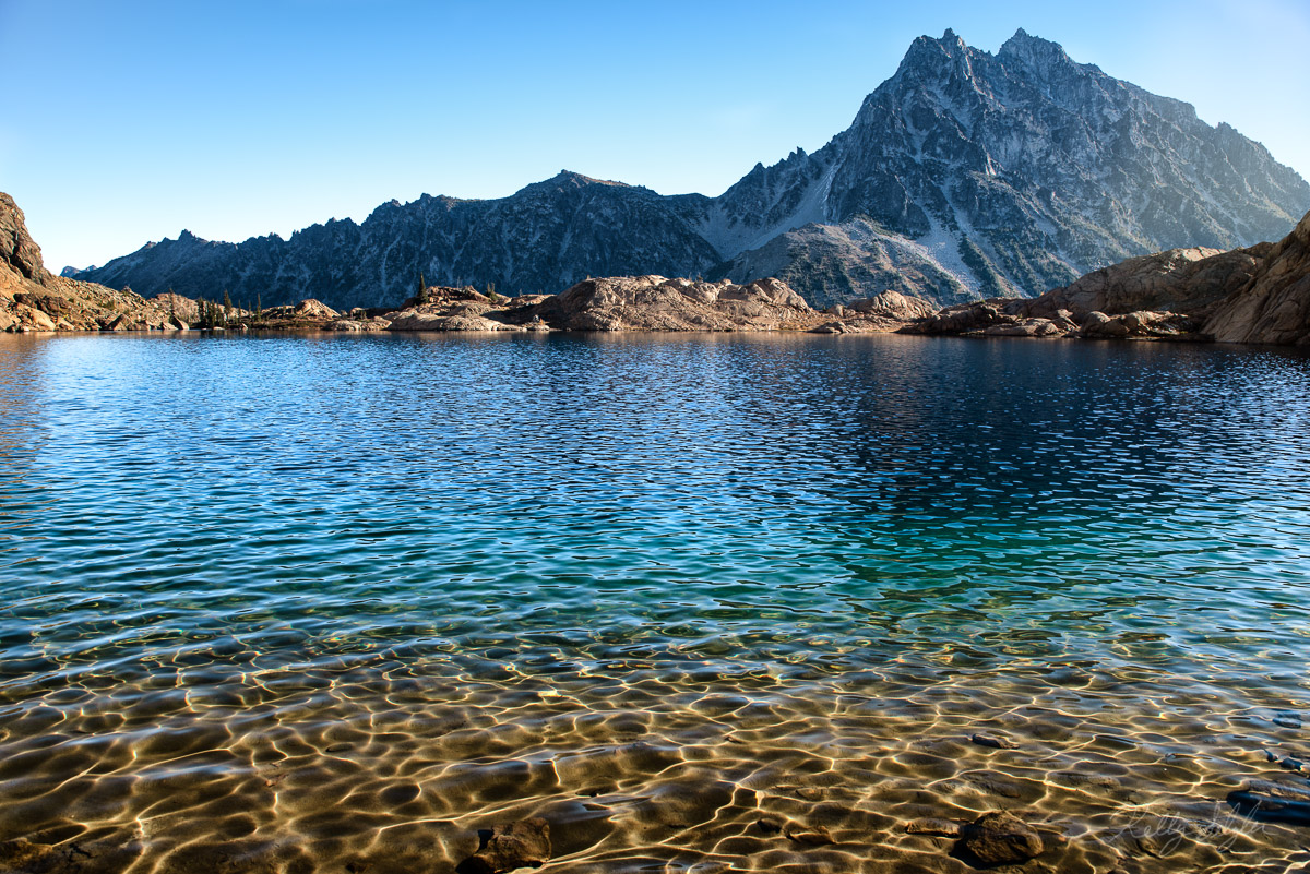 A very early morning start at a popular hike such as Lake Ingalls in the Teanaway area of Washington has its rewards. It was...