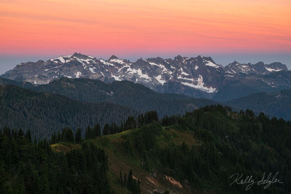 Monte Cristo Sunrise