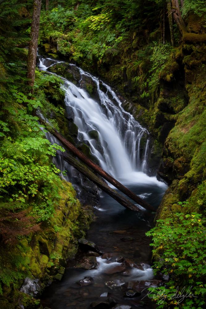 PNW waterfall